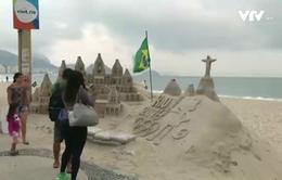 Du khách lạc quan về thành công của Olympic Rio 2016