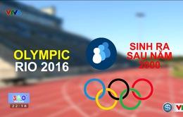 VIDEO: Những con số thú vị về Olympic Rio 2016