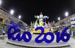 """Olympic Rio 2016 kiếm """"bộn tiền"""" từ nguồn thu quảng cáo thể thao"""