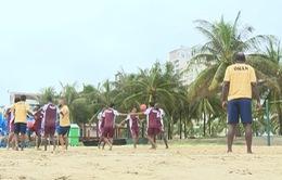 ĐT bóng đá bãi biển Oman tự tin hướng tới ABG 5