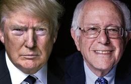 Tỷ phú Donald Trump thắng ở bầu cử sơ bộ New Hampshire
