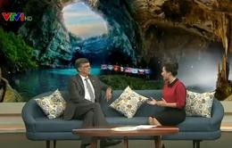 Đại sứ Australia: Sơn Đoòng đẹp hơn tất cả những nơi tôi từng đến