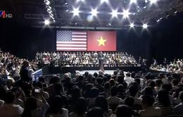 Tổng thống Obama: Chúng tôi cần sự đam mê của các bạn trẻ