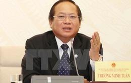 Ông Trương Minh Tuấn chính thức kiêm nhiệm Phó Trưởng Ban Tuyên giáo TƯ