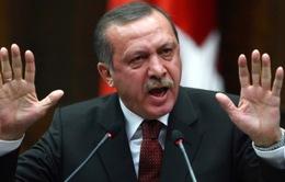 Thổ Nhĩ Kỳ căng thẳng sau vụ đảo chính bất thành