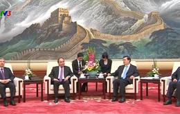 Thủ tướng hội kiến với lãnh đạo Chính hiệp và Nhân đại Trung Quốc