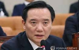 Bộ trưởng Tư pháp Hàn Quốc và Thư ký tổng thống đệ đơn từ chức