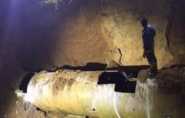 Quảng Ninh: Tìm thấy thi thể nạn nhân cuối vụ bục nước đường lò than