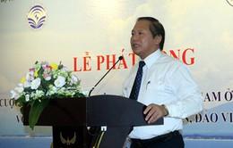 Phát động cuộc thi viết về bảo vệ chủ quyền biển, đảo Việt Nam