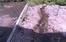 TT-Huế: Ô nhiễm nghiêm trọng tại các cụm công nghiệp làng nghề