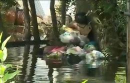 Ô nhiễm nghiêm trọng tại quận Ninh Kiều, Cần Thơ