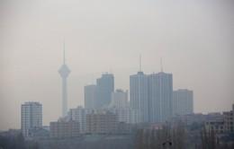 Ô nhiễm không khí tại Tehran ở mức báo động