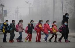 Gần 300 thành phố tại Trung Quốc ô nhiễm không khí