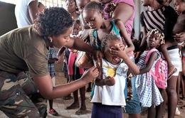 11,6 triệu người Congo được tiêm chủng phòng chống bệnh vàng da