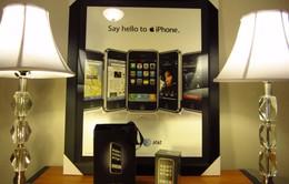 """Xuất hiện chiếc iPhone đời đầu chưa """"bóc tem"""""""