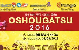 Lễ hội văn hóa Nhật Bản Oshougatsu 2016 tại Hà Nội