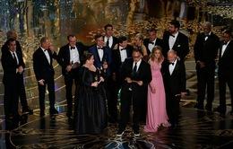 Oscar 2016 và những khoảnh khắc vàng