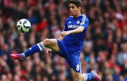 HLV Conte muốn Chelsea bán Oscar vì thái độ thiếu tích cực