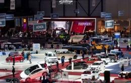 """Triển lãm Ô tô quốc tế: Các mẫu xe sử dụng động cơ lớn """"tái xuất"""""""