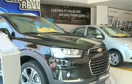 Giá xe ô tô sẽ giảm trong năm 2017