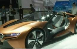 Cận cảnh những mẫu xe ô tô tương lai có thiết kế lạ mắt