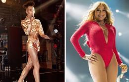 The X-Factor: Thí sinh đồng tính mơ được giống Mariah Carey