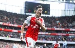 Video chúc mừng sinh nhật gây sốt của Mesut Ozil