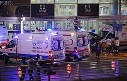 VIDEO: Bắn trọng thương kẻ tấn công ở Istanbul liều chết