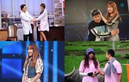 Hari Won và những lần khiến khán giả bật cười trên sóng truyền hình