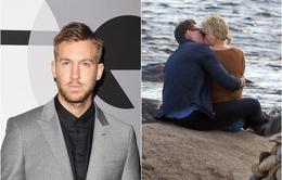 Hai tuần sau chia tay, Taylor Swift thoải mái khóa môi chàng Loki