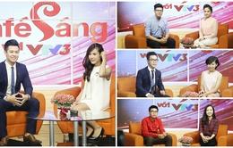 Dàn trai đẹp, gái xinh casting MC Café Sáng với VTV3