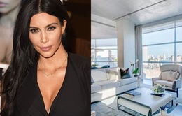 Khám phá căn hộ Penthouse siêu sang của Kim Kardashian