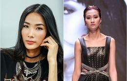 """Vietnam's Next Top Model: Hoàng Thùy mắng mỏ bản sao chính mình vì quá """"đơ"""""""
