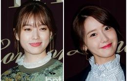 Han Hyo Joo và Yoona (SNSD) thi nhau khoe sắc giữa mùa đông