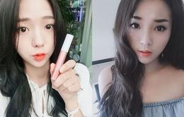 Lộ ảnh nữ diễn viên Hàn Quốc giống hệt Hoa hậu Kỳ Duyên