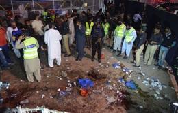 Pakistan mở chiến dịch truy lùng kẻ đánh bom liều chết ở Lahore