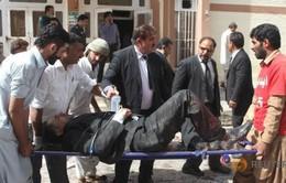 IS, Taliban cùng nhận trách nhiệm vụ đánh bom ở Pakistan