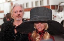 Người mẫu Playboy Pamela Anderson mang thai ở tuổi 49, hẹn hò với Julian Assange?