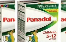 Australia thu hồi thuốc Panadol nghi bị nhiễm độc