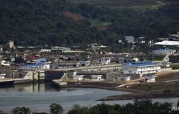 Khánh thành kênh đào Panama mở rộng