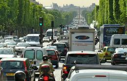Pháp nối lại lệnh cấm xe do ô nhiễm môi trường