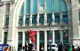 Đánh bom kép tại Bỉ, người dân Paris bất an nhưng không hoảng loạn