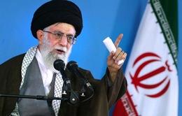 Lãnh đạo tối cao Iran chỉ trích Mỹ vi phạm cam kết trong thỏa thuận hạt nhân