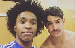 Pato thay đổi diện mạo mong đổi vận ở Chelsea