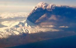 Mỹ hoãn hàng loạt chuyến bay do ảnh hưởng của núi lửa phun trào