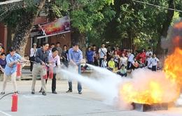 Hoàn tất công tác phòng cháy chữa cháy phục vụ Đại hội Đảng