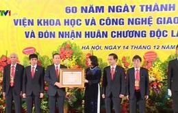 Phó Chủ tịch nước dự kỷ niệm 60 năm ngày thành lập Viện Khoa học và Công nghệ Giao thông Vận tải