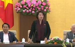 PCTQH Nguyễn Thị Kim Ngân gặp mặt Đoàn đại biểu Quốc hội tỉnh Bình Định các khóa