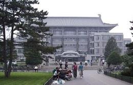 Châu Á thăng hạng trong top 100 Đại học danh tiếng