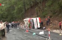 Ủy ban ATGTQG đến chia buồn gia đình nạn nhân thiệt mạng trong vụ tai nạn tại Lâm Đồng